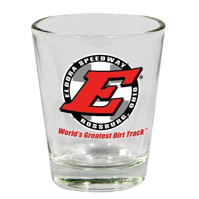 Eldora 2oz. Clear Shotglass