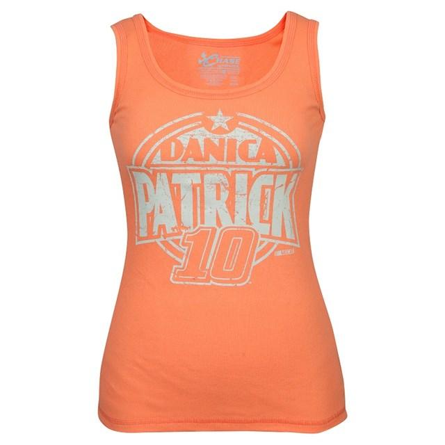 Ladies Pastel Tank-Patrick
