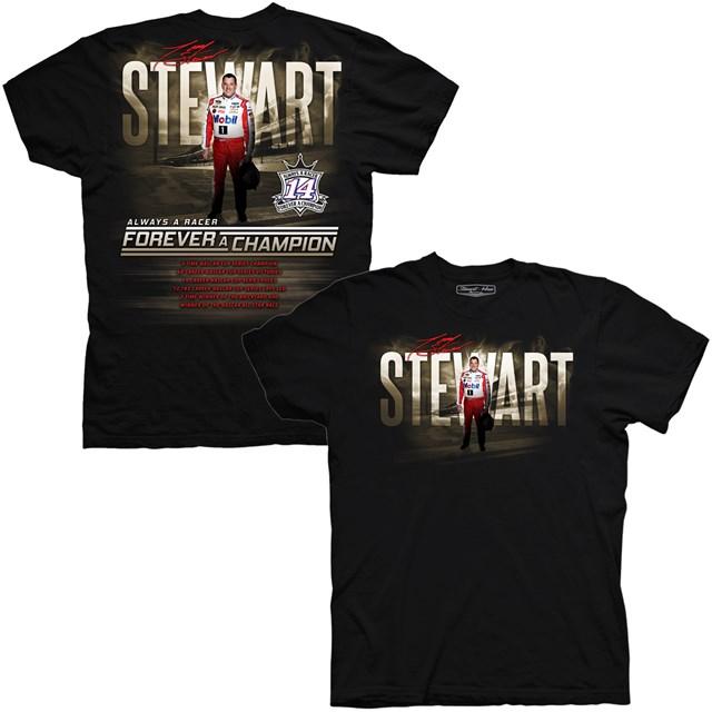Retirement 2-Spot Tee-Stewart