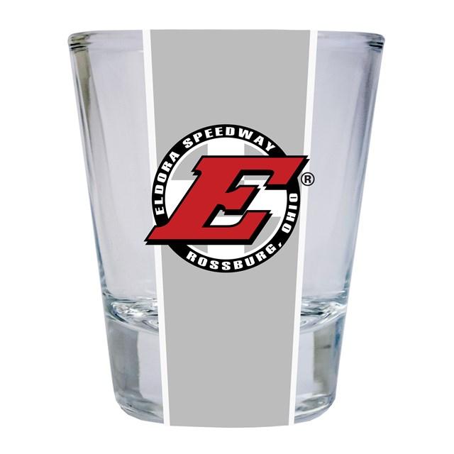 Eldora Square Striped Shotglass