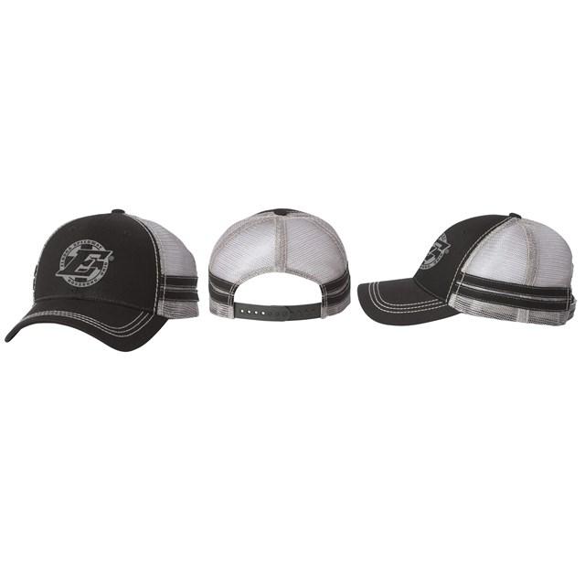 Shadow Stripe Hat-Eldora