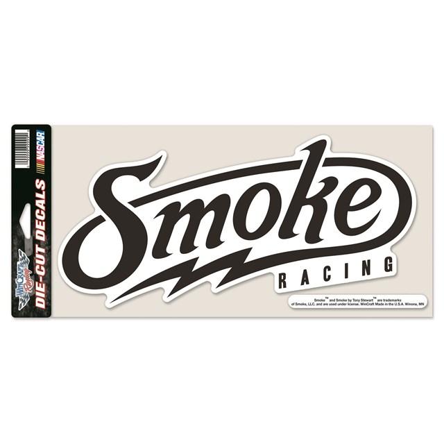Smoke Diecut Decal