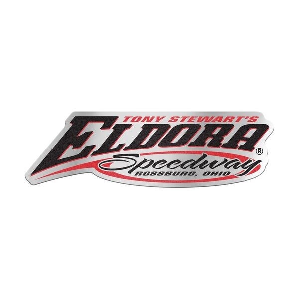 TS Eldora Badge Decal