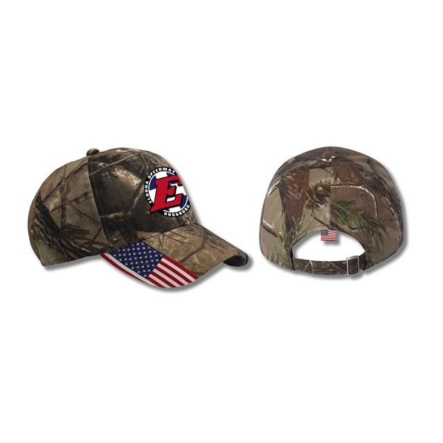 Camo USA Hat-Eldora