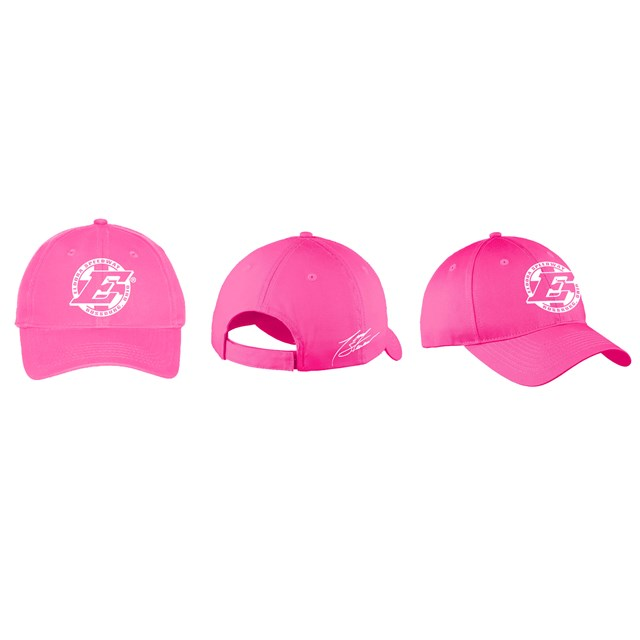 Youth Big E Hot Pink Hat