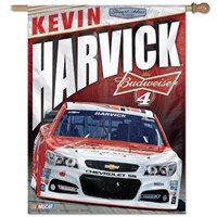 Vertical Flag-Harvick