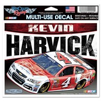 Multi-Use Car Decal-HARVICK
