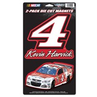 2-Pack Magnets-Harvick