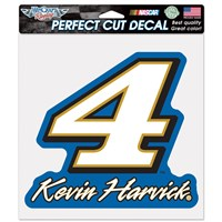 Harvick 8x8 Decal