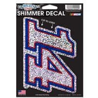#14 Shimmer Decal