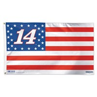 Stars & Stripes #14 Flag