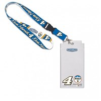 Ticket Holder-BUSCH Beer-Harvick