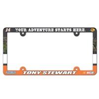 Plastic Lic. Plate Frame-Stewart