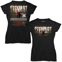 Retirement LADIES 2-Spot Tee-Stewart