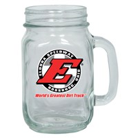 Eldora Mason Jar Glass