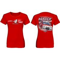 No.4 Ladies Full Throttle Tee