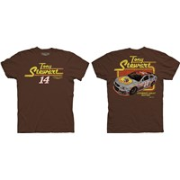 Throwback Car Tee - STEWART