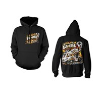 ALL-STAR HOODIE - Black