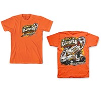 ALL-STAR TEE Safety Orange