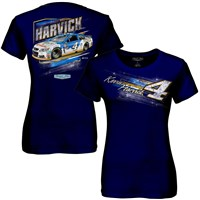 Dyno  Ladies Tee-Harvick