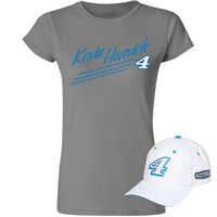 #4 Ladies Hat & Tee Combo