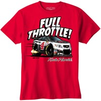 Full Throttle Toddler Tee-Harvick