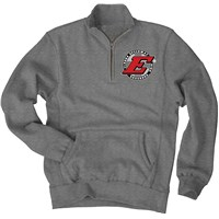 Big E 1/4 Zip-Gunmetal