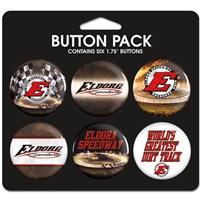 Eldora 6-pk Buttons