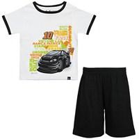 #10 Boy's Tactical Short/Tee Set