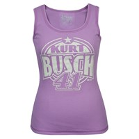 Ladies Pastel Tank-Busch