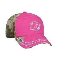 Big E Ladies Camo Hat