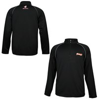 No. 4 Qtr Zip Fleece