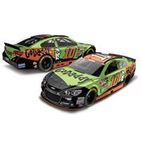 1:24 No. 10 Go Daddy Diecast-2015