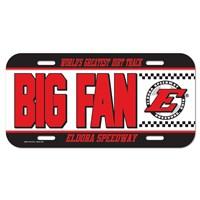 Big E Fan Plate