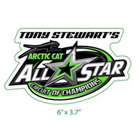 TS All-Star Logo Decal