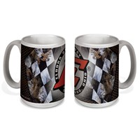 Big E Checkered Mug
