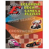 Eldora Coloring/Activity Book