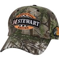 Front Clip Camo Hat-Stewart