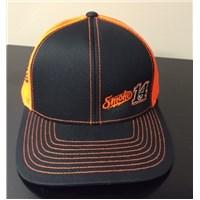 Smoke ORANGE Hat