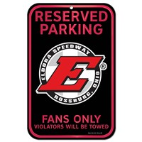 Eldora Parking Sign