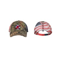 Eldora Patriotic Hat
