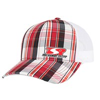 TSR Red Plaid Hat
