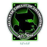 TS All-Star Shadow Decal