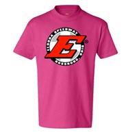 Eldora Youth Tee-WOW Pink