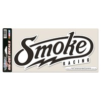 Smoke Diecut Decal