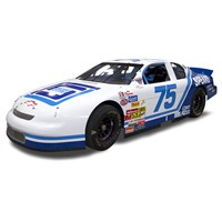 1:24 No. 75 Harvick Spears Mfg. Chevy