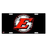 Big E License Plate