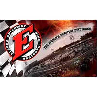 Greatest Dirt Track 3X5 Flag