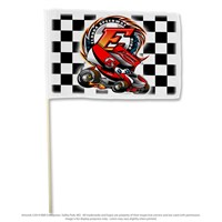 Winged Sprint Stick Flag