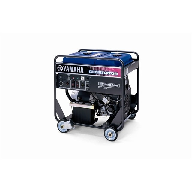 Yamaha ef12000de generator yamaha sports plaza for Yamaha generator for sale